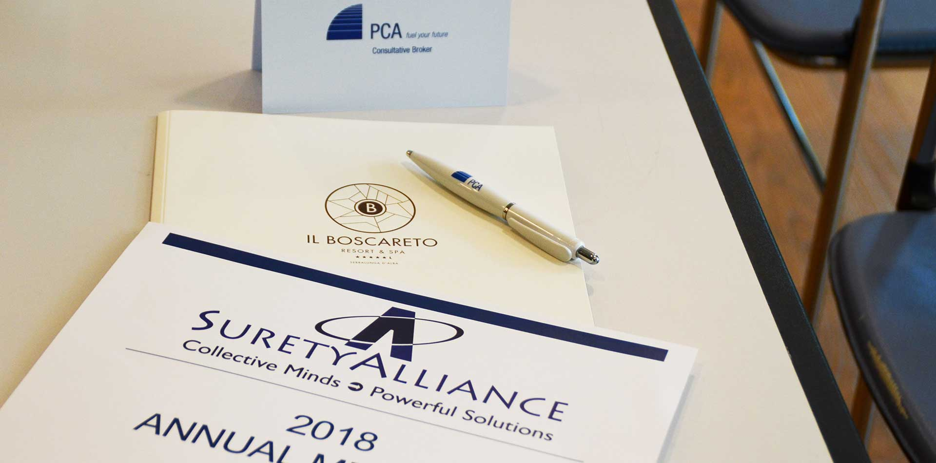 2018 Annual Meeting of the International Surety Alliance