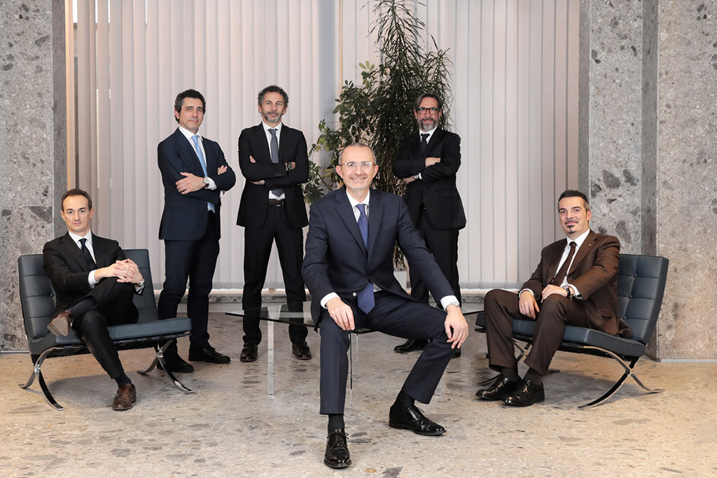 Management team PCA Broker assicurazioni