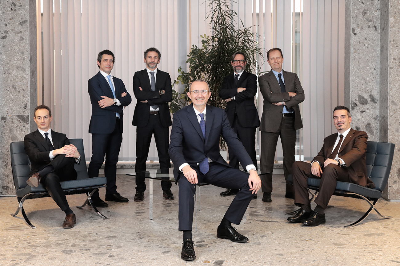 management team, Pca Broker assicurazioni e risk management Gruppo Gavio